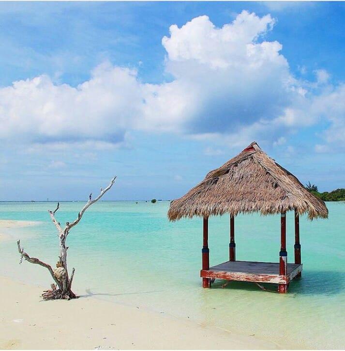 Pantai Pasir Perawan Indonesia Photo Blog